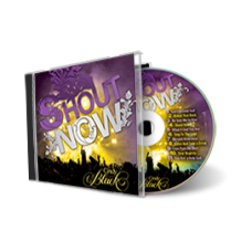 Shout Now (CD)