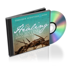 The Healing Anointing (CD)